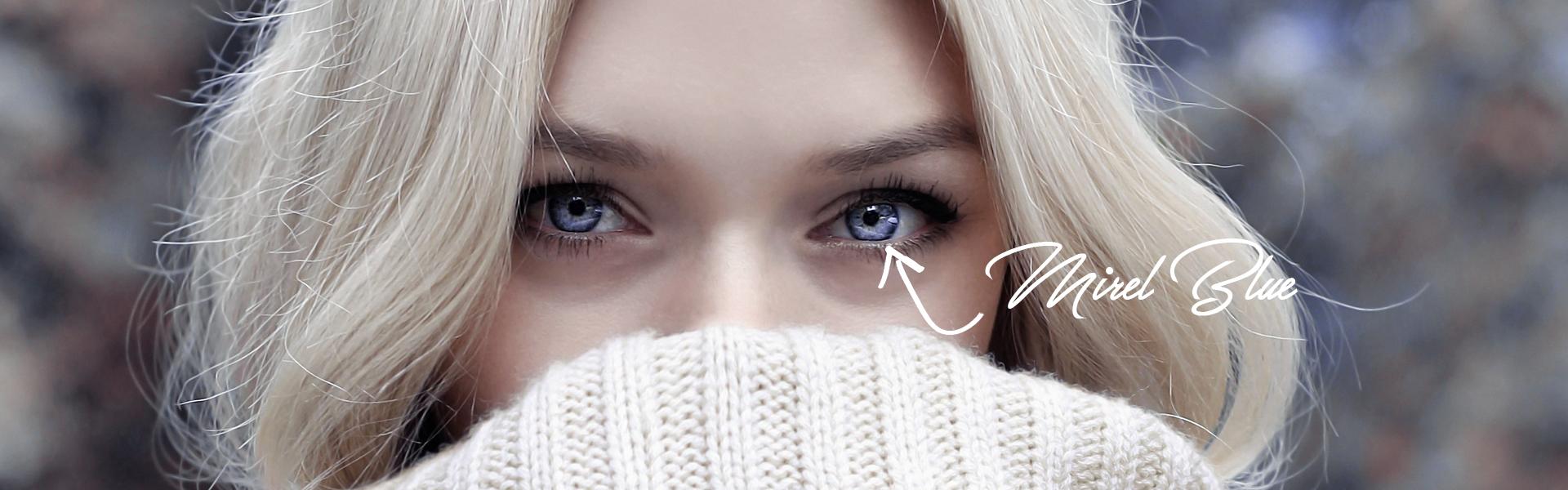 Farbige Premium Kontaktlinsen von Glamlens.de